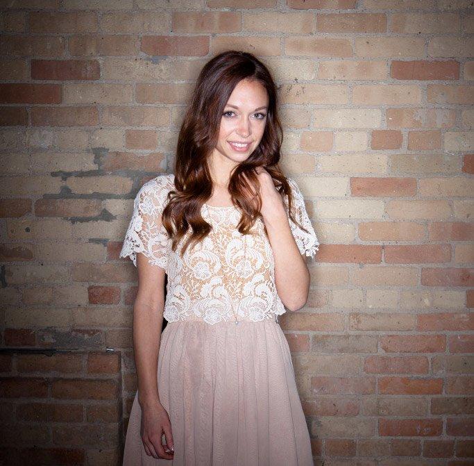 Lauren, Modele du Monde