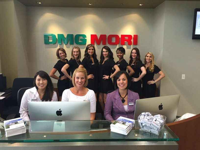Innovation Days, DMG MORI, 2015